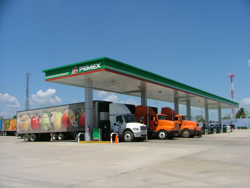 Servicios de gasolinera edmagra