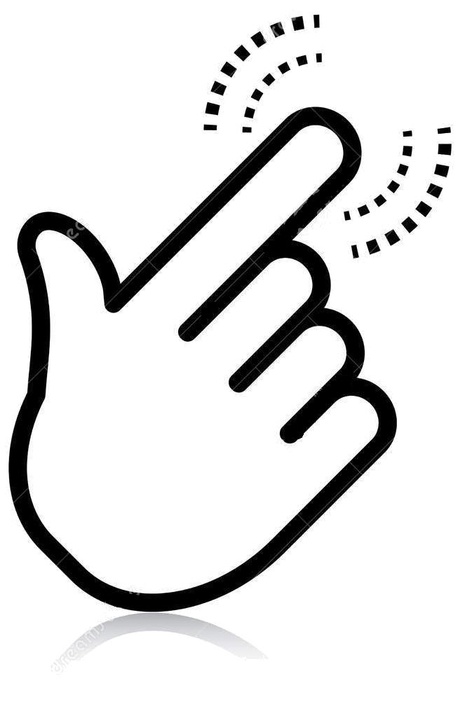 mano click derecha